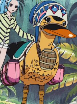 Karoo Anime Pre Timeskip Infobox