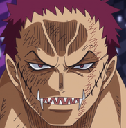 Katakuri's Entire Face