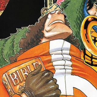 I colori di Orso inizialmente nel manga