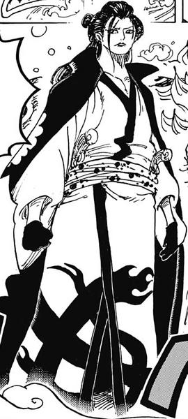 Izo Manga Post Timeskip Infobox