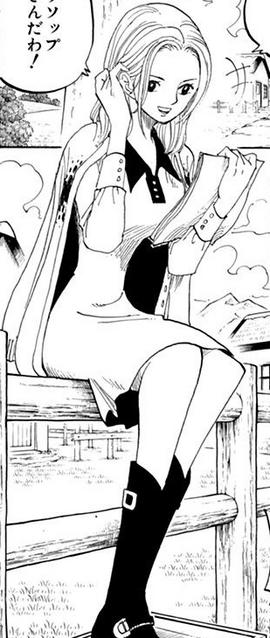 Kaya Manga Pre Timeskip Infobox