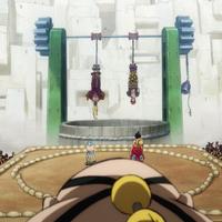 Kid and Kamazo Undergo Water Torture
