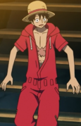 Luffy Episode of Luffy Outfit
