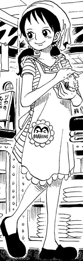 Rika Manga Dos Años Después Infobox