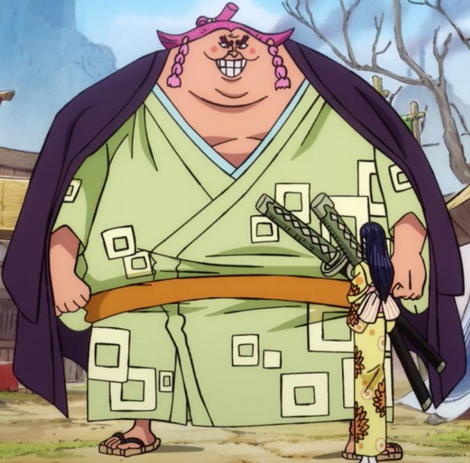 Urashima With Samurai Gi