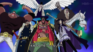 Before Episode 485 Blackbeard Pirates One day