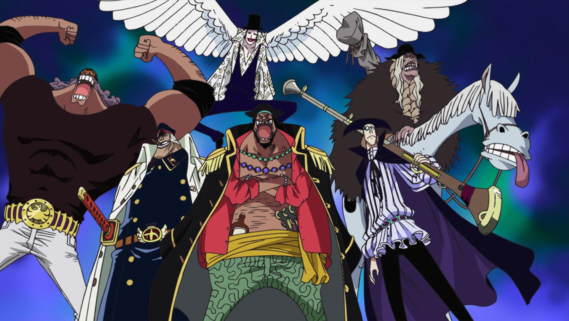 Aokiji As A Blackbeard Pirate Pfftt