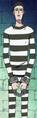 Bentham uniforme prison