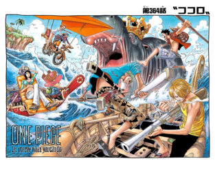 Chapter 364 Colored