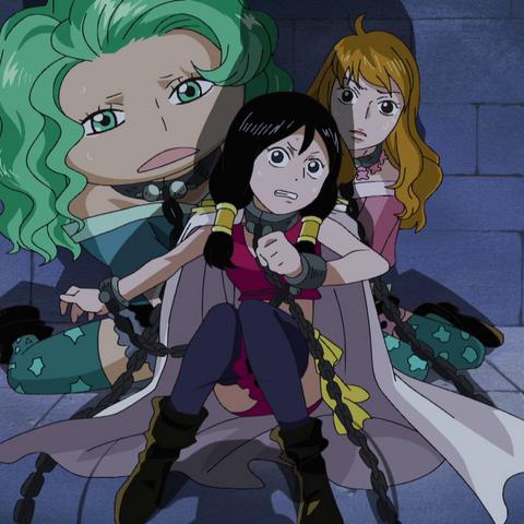 Marigold e le sue sorelle da schiave