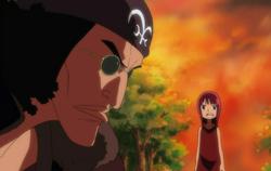 Kuzan avverte Robin