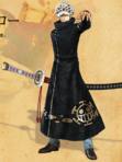 Law Pirate Warriors 2