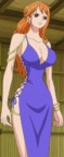 Nami's Second Zou Outfit