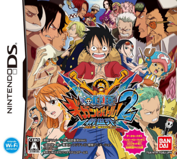 One Piece Gigant Battle! 2 New World