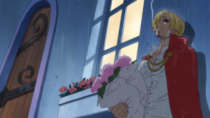 Sanji Learns of Pudding's Betrayal