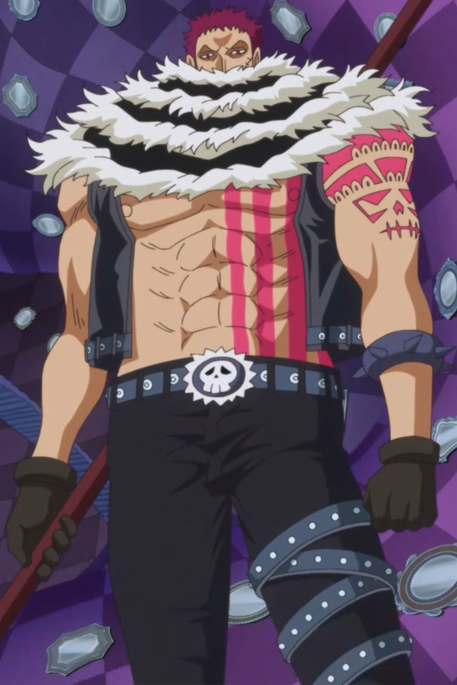 Charlotte Katakuri One Piece Wiki Fandom Powered By Wikia