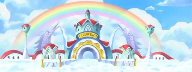 Cloud End | One Piece Wiki | FANDOM powered by Wikia