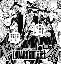 Inuarashi Musketeers