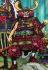 Luffy's Second Outfit During the Wano Country Arc
