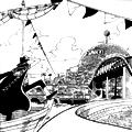 Mirrorball (manga) Portrait