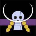 Edward Weevil bandera