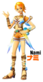 Nami en Unlimited Cruise