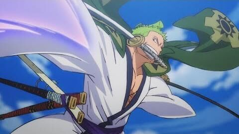 One Piece Opening 22 — Wano Kuni Arc OVER THE TOP