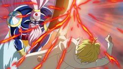 Sanji vs Daifuku