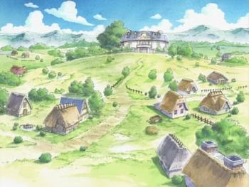 Деревня Сиропа