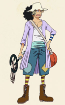 Usopp Episode of Luffy
