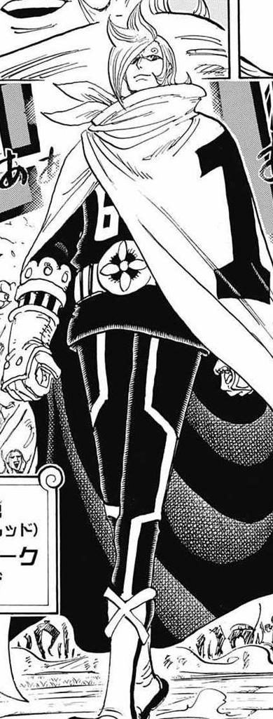 Vinsmoke Ichiji Manga Infobox