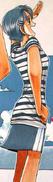 Ann Manga Color Scheme