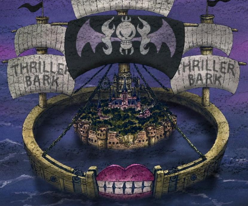 Thriller Bark | One Piece Wiki | Fandom