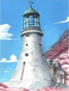 Twin Cape Lighthouse