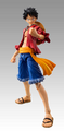 Variable Action Heros Luffy