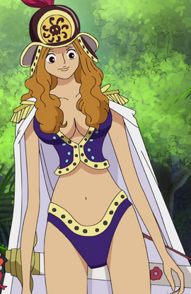 Aphelandra one piece