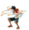 Attack Motions Luffy - Gomu Gomu no Jet Gatling