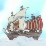 Nave dei Pirati Eraser
