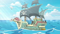 Prima nave Rumbar