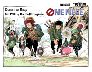 Chapter 254 Colored