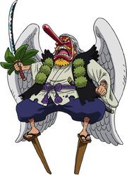 Concepto de Hitetsu en el anime