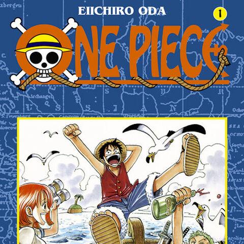 Das Cover des ersten Bandes in der deutschen Fassung.