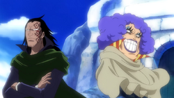 Dragon e Ivankov