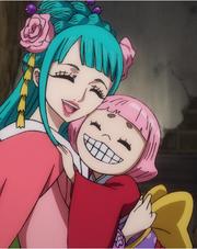 Hiyori and Toko