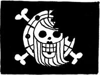 Jolly Roger Bajak Laut Bonney