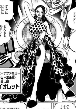 Riku Viola Manga Infobox