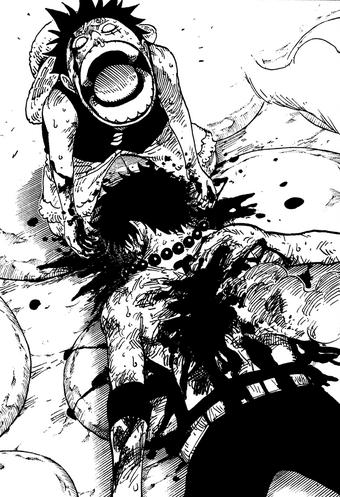 Portgas D Ace One Piece Encyclopédie Fandom