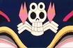 Ganzack Pirates' Jolly Roger