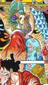 Hiyori's Manga Color Scheme