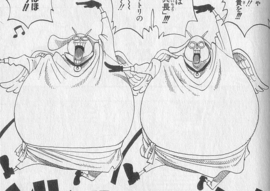 Hotori y Kotori Manga Infobox